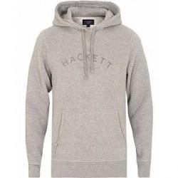 Hackett MR Classic Hoodie Light Grey