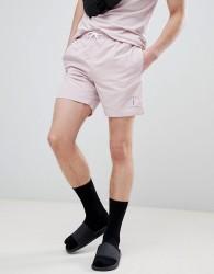Hackett Mr. Classic Swim Shorts in Pink - Pink