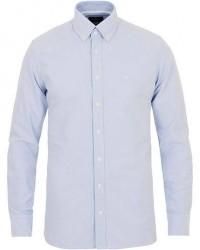 Hackett Slim Fit Oxford Shirt Light Blue