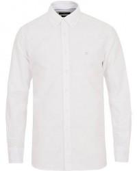 Hackett Slim Fit Oxford Shirt White
