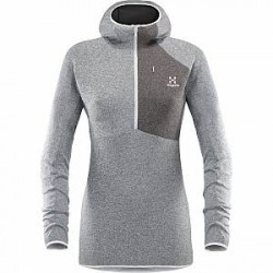 Haglöfs Nimble Hooded Top Fleecetrøje - Dame