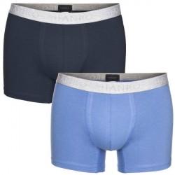 Hanro 2-pak Cotton Essentials Pants - Navy/Blue * Kampagne *