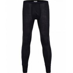 Hanro Long Johns Wool/Silk Antracite