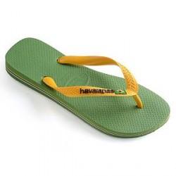 Havaianas Brasil Logo - Green * Kampagne *