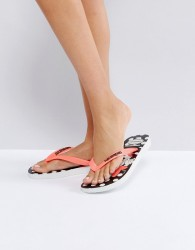 Havaianas Disney Stylish Flip Flops - Black