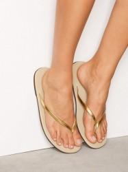 Havaianas You Metallic Flip-Flops Sand Grey
