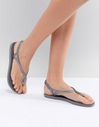 Havianas Luna Sandal - Grey