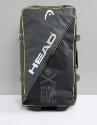 Head Rebels Travel Bag - Black