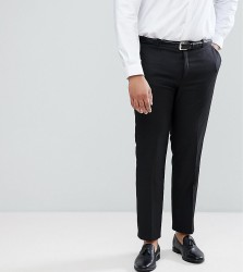 Heart & Dagger PLUS Skinny Suit Trousers - Grey