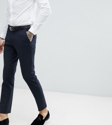 Heart & Dagger Skinny Suit Trouser - Navy