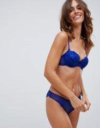 Heidi Klum Intimates bra in royal blue - Blue