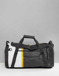 Helly Hansen 50L Packable Duffel Bag In Ebony - Grey