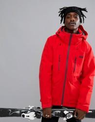 Helly Hansen Juniper LI Jacket In Red - Red