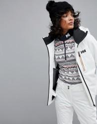 Helly Hansen Motionista Jacket In White - White