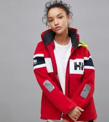 Helly Hansen Salt Flag Jacket in Red - Red