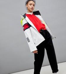 Helly Hansen Salt Flag Jacket in White - White