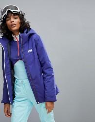 Helly Hansen Spirit Jacket in Blue - Purple