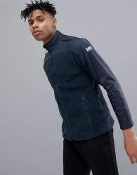 Helly Hansen Storm Fleece Mid Layer Jacket In Navy - Navy