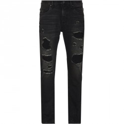 HELMUT LANG G10HM203 Jeans Black