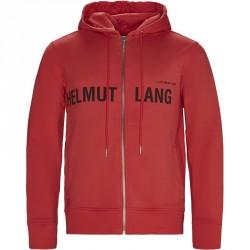 HELMUT LANG Sweatshirt Red