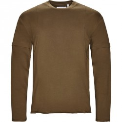 HELMUT LANG T-shirt Army