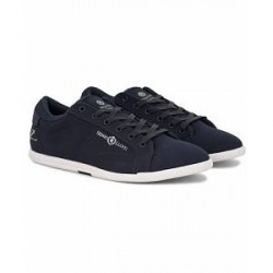 Henri Lloyd Banbury Canvas Sneaker Navy