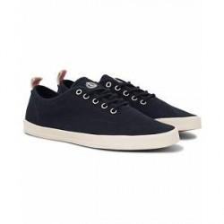Henri Lloyd Bolton Lace Canvas Sneaker Navy