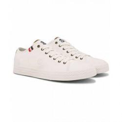 Henri Lloyd Bromley Cotton Sneaker Off White