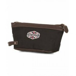 Henri Lloyd Flag Alton Washbag Black