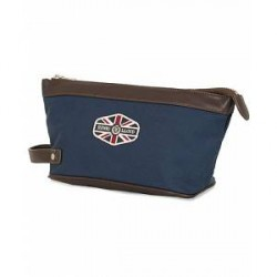 Henri Lloyd Flag Alton Washbag Navy