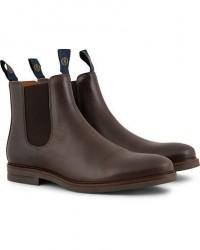 Henri Lloyd Graham Boot Prime Dark Brown Calf