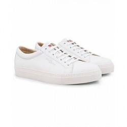Henri Lloyd Holt Leather Sneaker Prime White