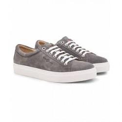 Henri Lloyd Holt Suede Sneaker Prime Grey