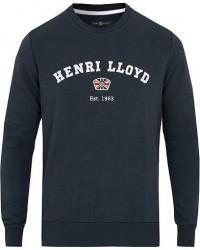 Henri Lloyd Kyme Branded Sweatshirt Navy