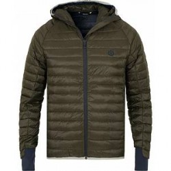 Henri Lloyd Stockton Lightweight Jacket Litchen Green