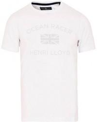 Henri Lloyd Ullard Graphic Tee Bright White