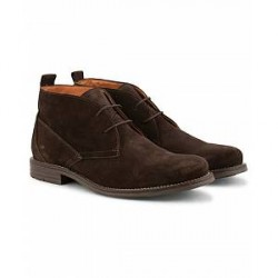 Henri Lloyd Windsor Chukka Boot Coffee Suede