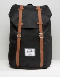 Herschel Supply Co 19.5L Retreat Backpack - Black