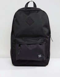 Herschel Supply Co Aspect Heritage Backpack 14.5L - Black
