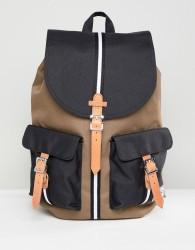Herschel Supply Co Dawson Offset Backpack 20.5L - Black