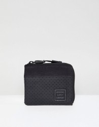 Herschel Supply Co Johnny Aspect Wallet with RFID - Black