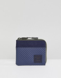 Herschel Supply Co Johnny Aspect Wallet with RFID - Navy