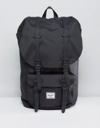 Herschel Supply Co Little America backpack in black 25l - Black
