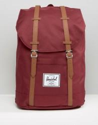 Herschel Supply Co Retreat Backpack - Red