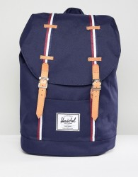 Herschel Supply Co Retreat Offset Backpack 19.5L - Navy