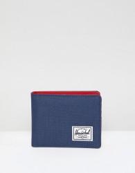 Herschel Supply Co Roy Bi-Fold Wallet with RFID - Navy
