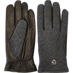 HESTRA 21450 WOOL handsker Grey