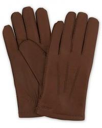 Hestra Edward Wool Liner Glove Chestnut
