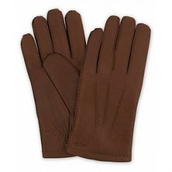 Hestra Edward Wool Liner Glove Chestnut
