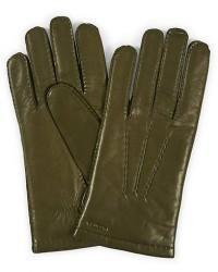 Hestra Edward Wool Liner Glove Loden men 8,5 Brun